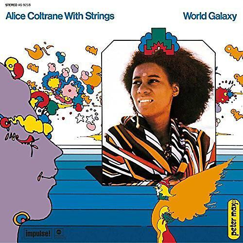 Alliance Alice Coltrane - World Galaxy thumbnail