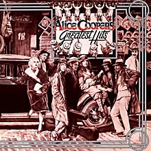 Alice Cooper - Alice Cooper's Greatest Hits LP