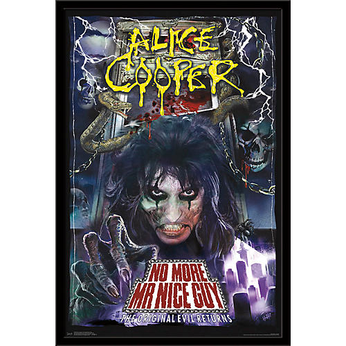 Trends International Alice Cooper - No More Mr. Nice Guy Poster thumbnail