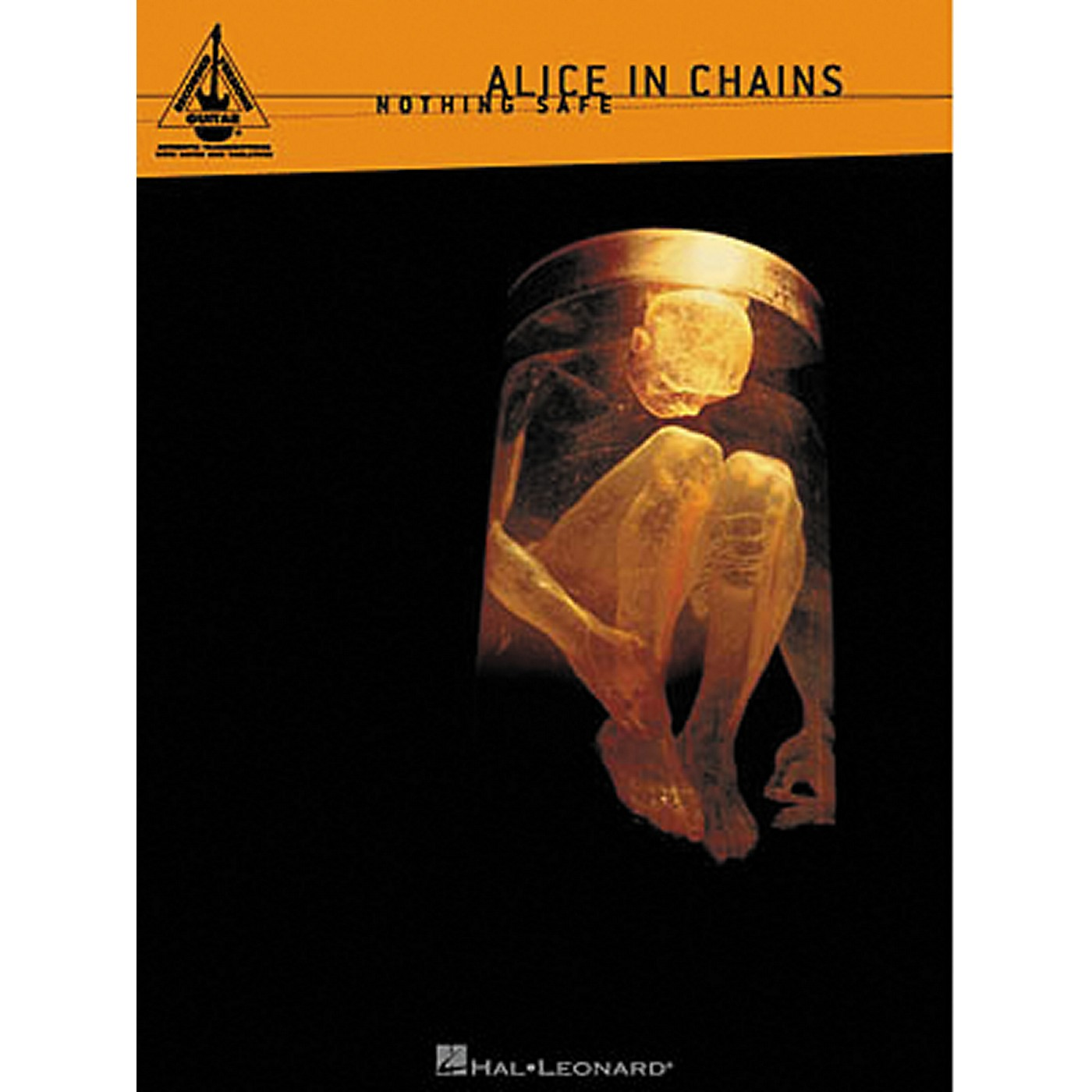 Hal Leonard Alice In Chains Nothing Safe Guitar Tab Songbook thumbnail