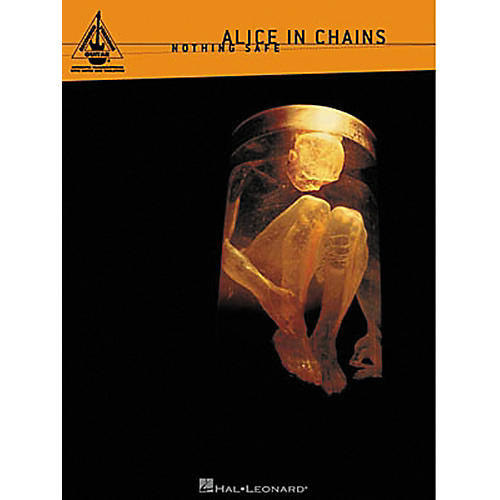 Hal Leonard Alice In Chains Nothing Safe Guitar Tab Songbook-thumbnail