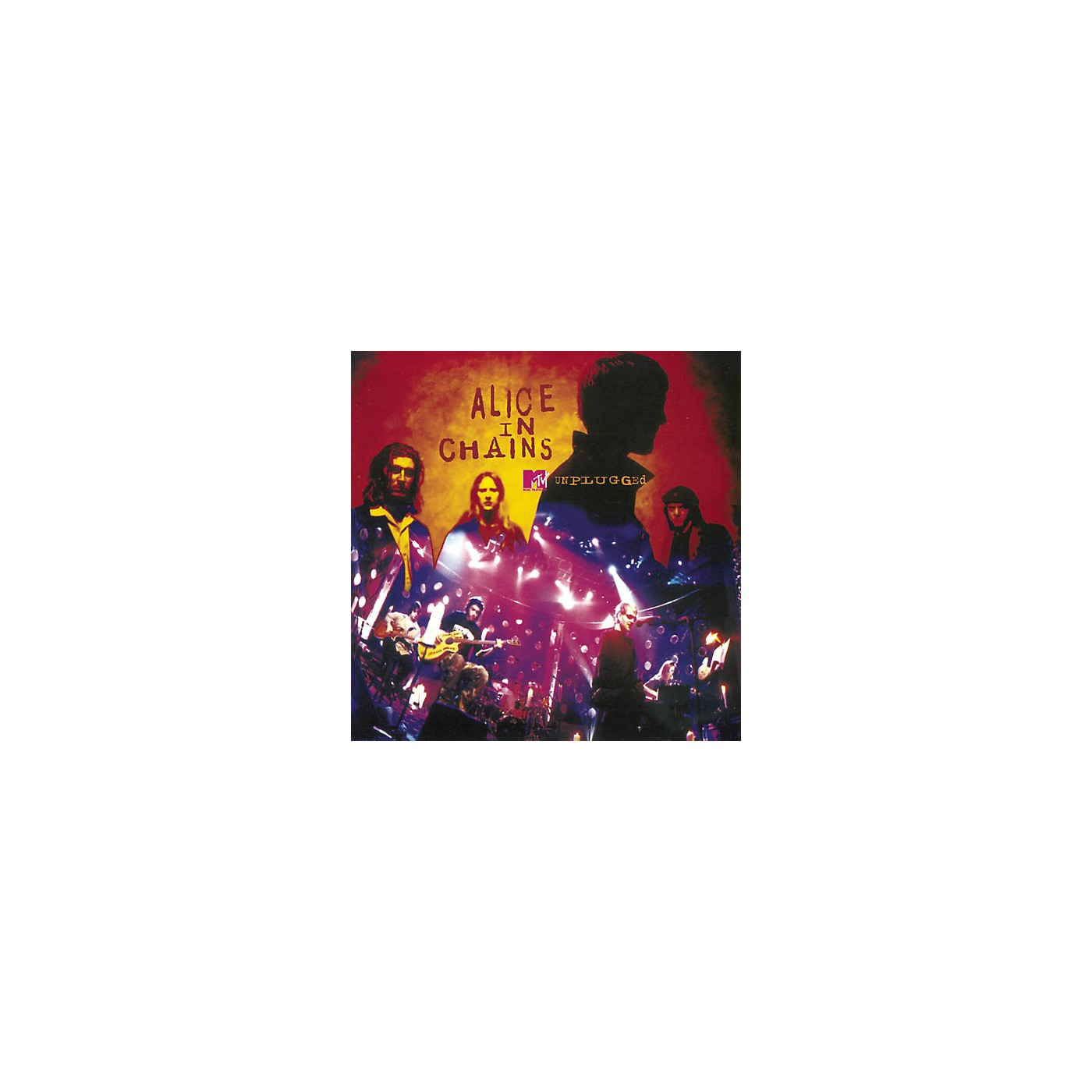 Alliance Alice in Chains - Unplugged (CD) thumbnail