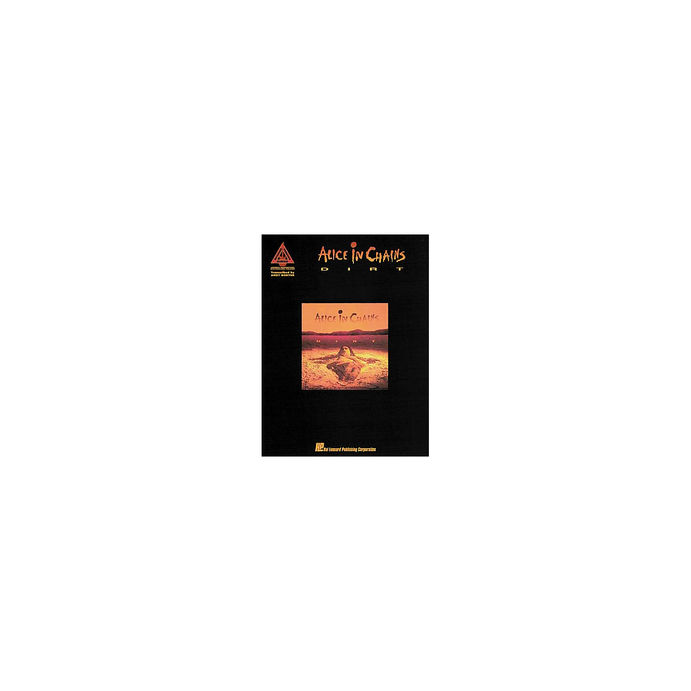 Hal Leonard Alice in Chains Dirt Guitar Tab Songbook thumbnail