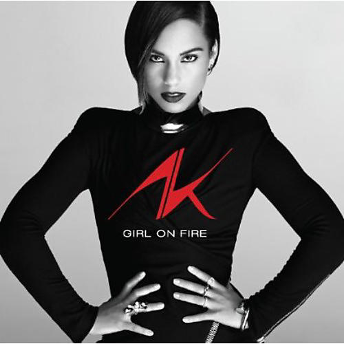 Alliance Alicia Keys - Girl on Fire thumbnail