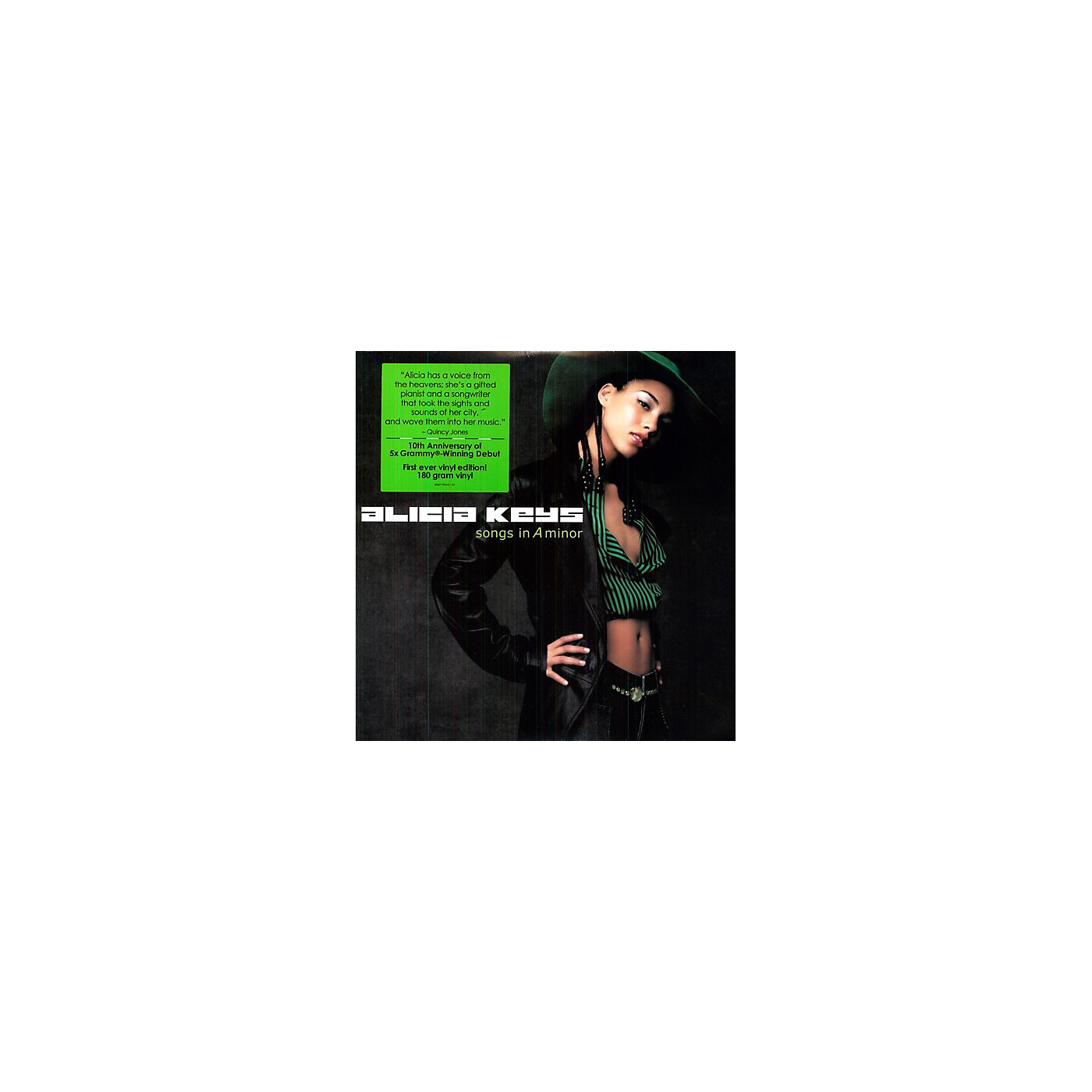 Alliance Alicia Keys - Songs in a Minor: 10th Anniversary Deluxe thumbnail