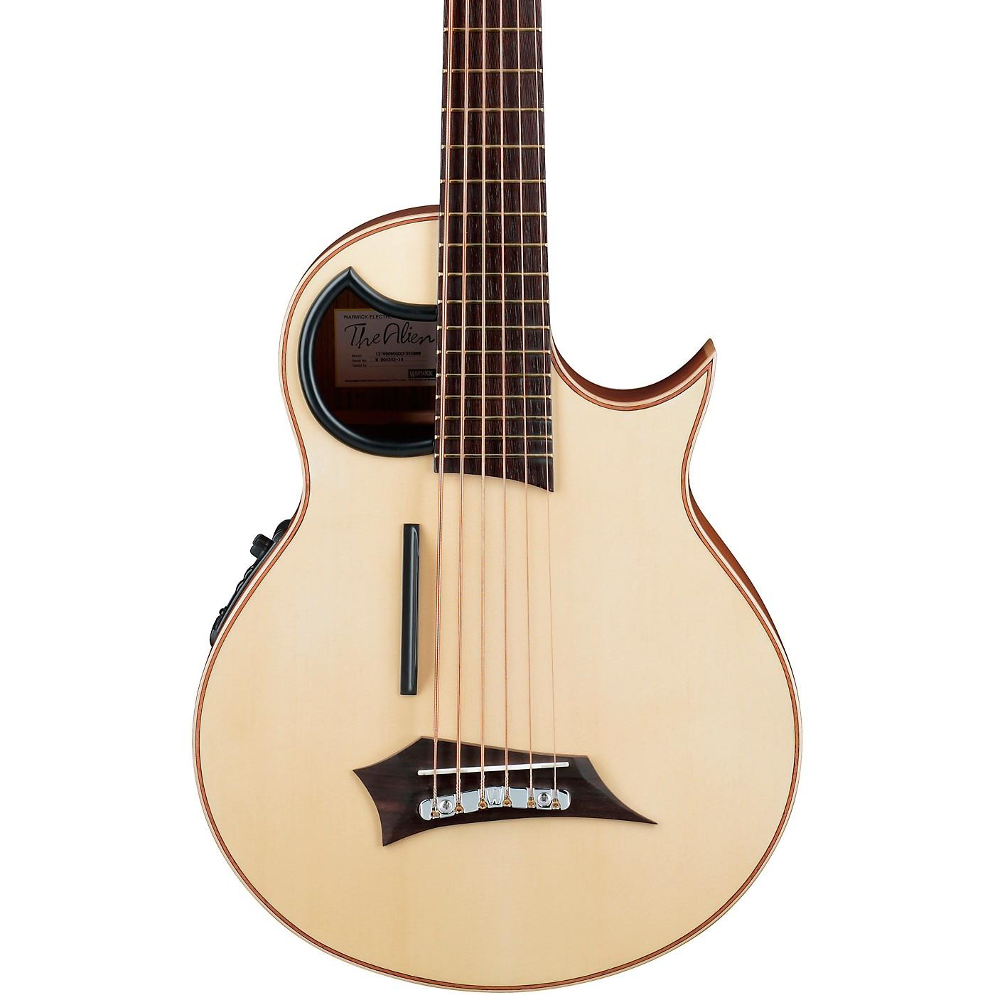 Warwick Alien 6-String Acoustic-Electric Bass thumbnail