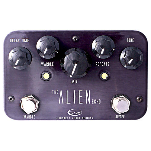 Rockett Pedals Alien Echo Guitar Effects Pedal thumbnail