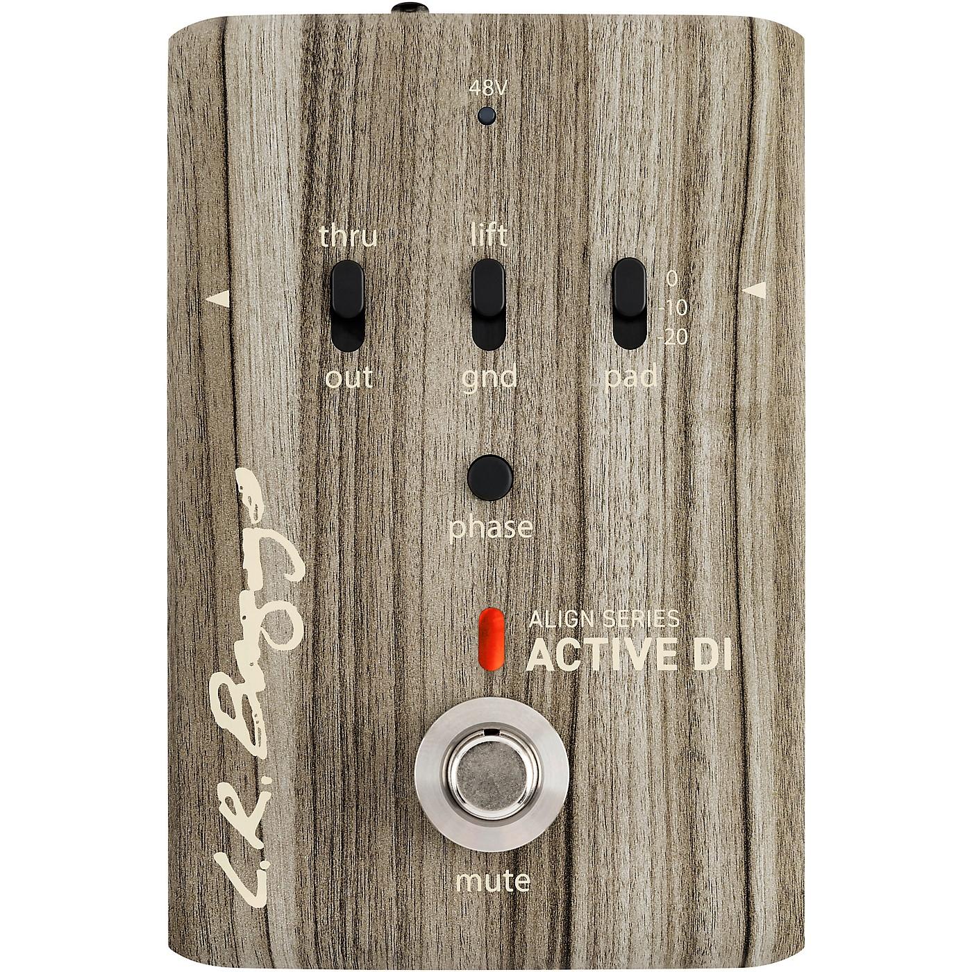 LR Baggs Align Active Acoustic DI thumbnail