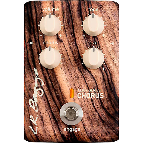 LR Baggs Align Chorus Acoustic Effects Pedal thumbnail