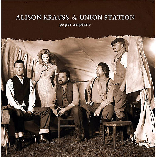 Alliance Alison Krauss - Paper Airplane thumbnail