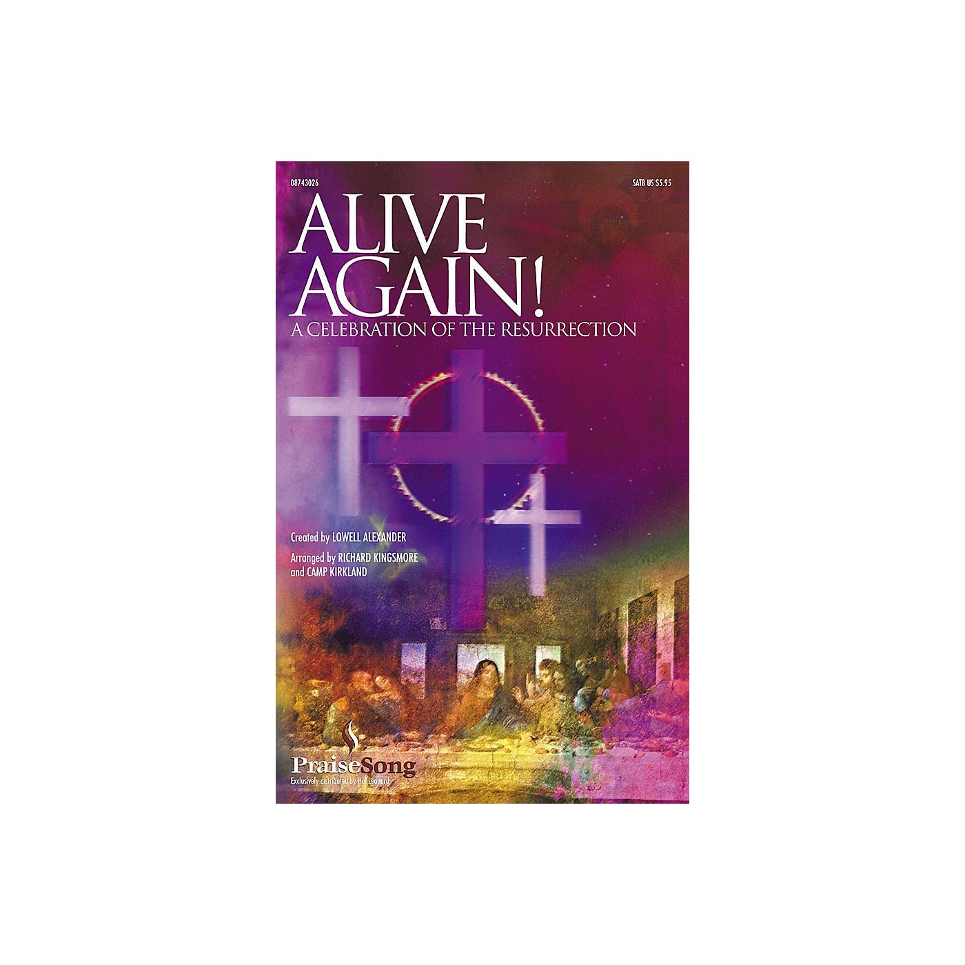 PraiseSong Alive Again! (I-Pak (Full Orchestra)) IPAKO Arranged by Camp Kirkland thumbnail
