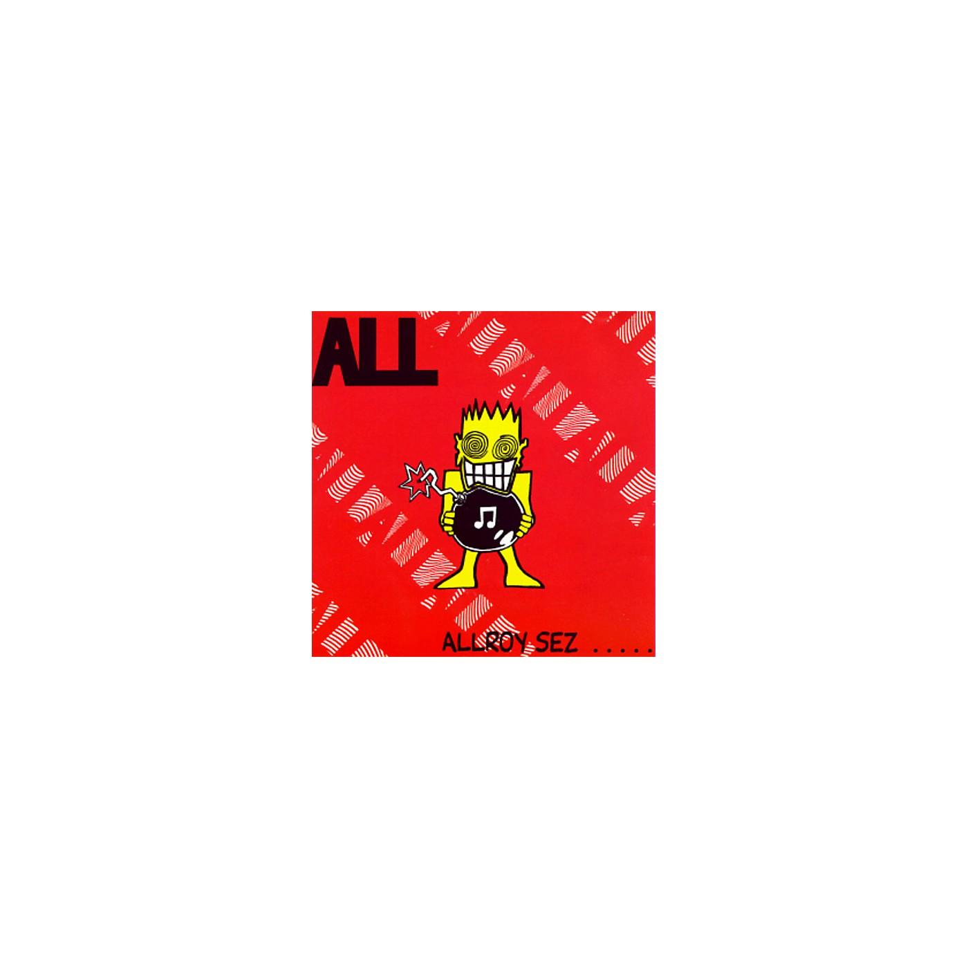 Alliance All - Allroy Sez thumbnail