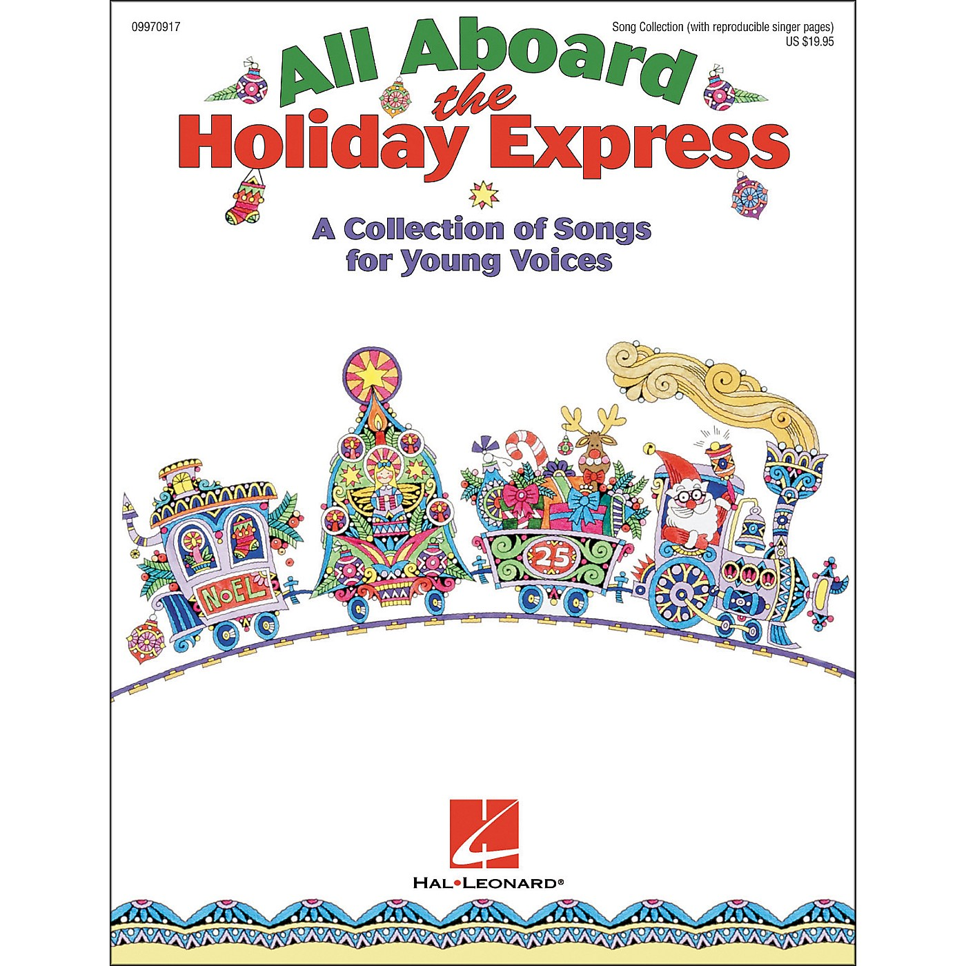 Hal Leonard All Aboard the Holiday Express thumbnail