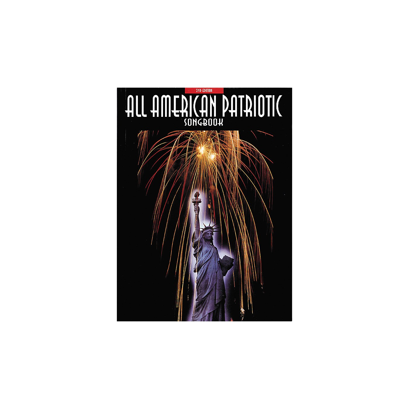 Creative Concepts All-American Patriotic Songbook - 2nd Edition thumbnail