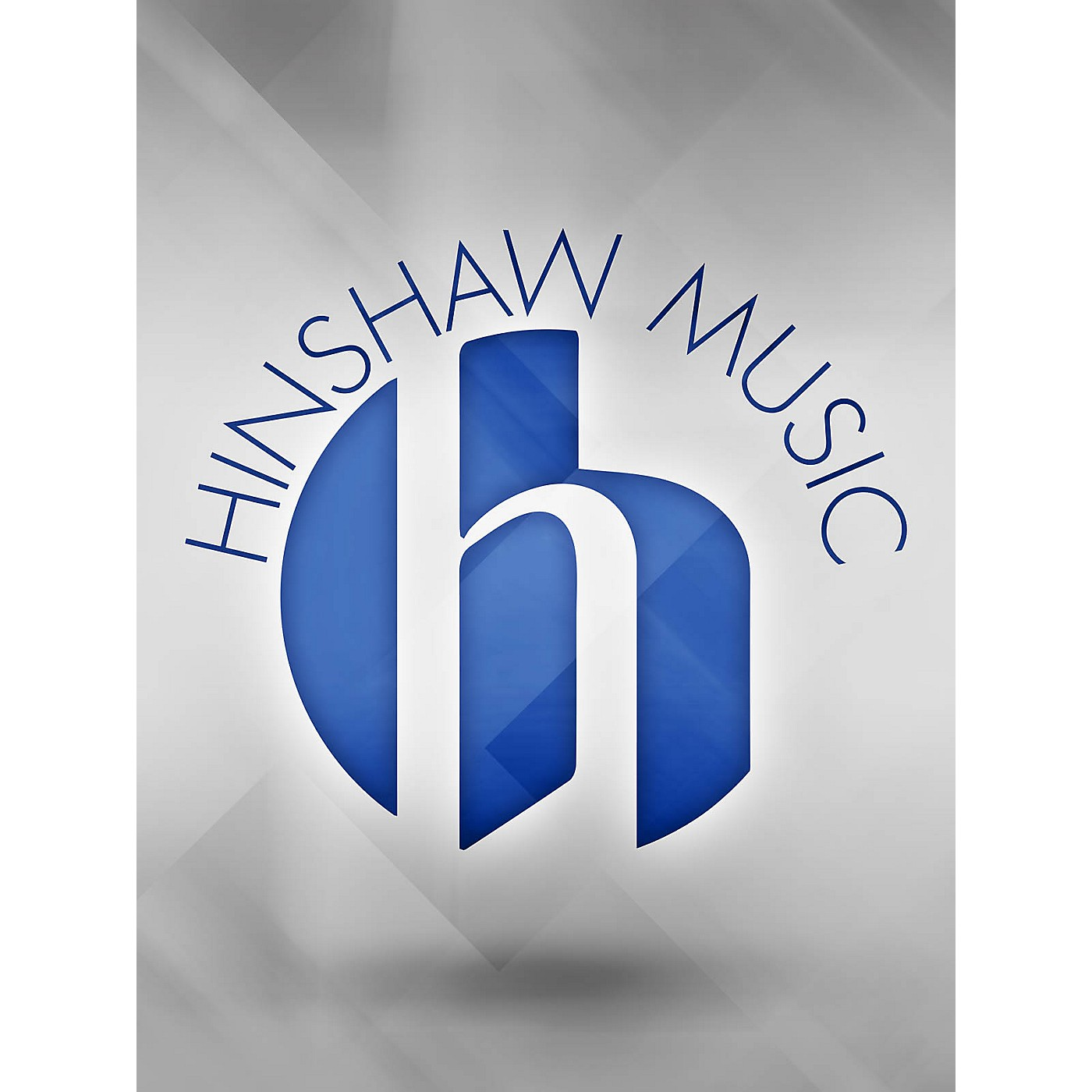 Hinshaw Music All Hail the Pow'r of Jesus's Name SATB Arranged by Edward Perronet thumbnail