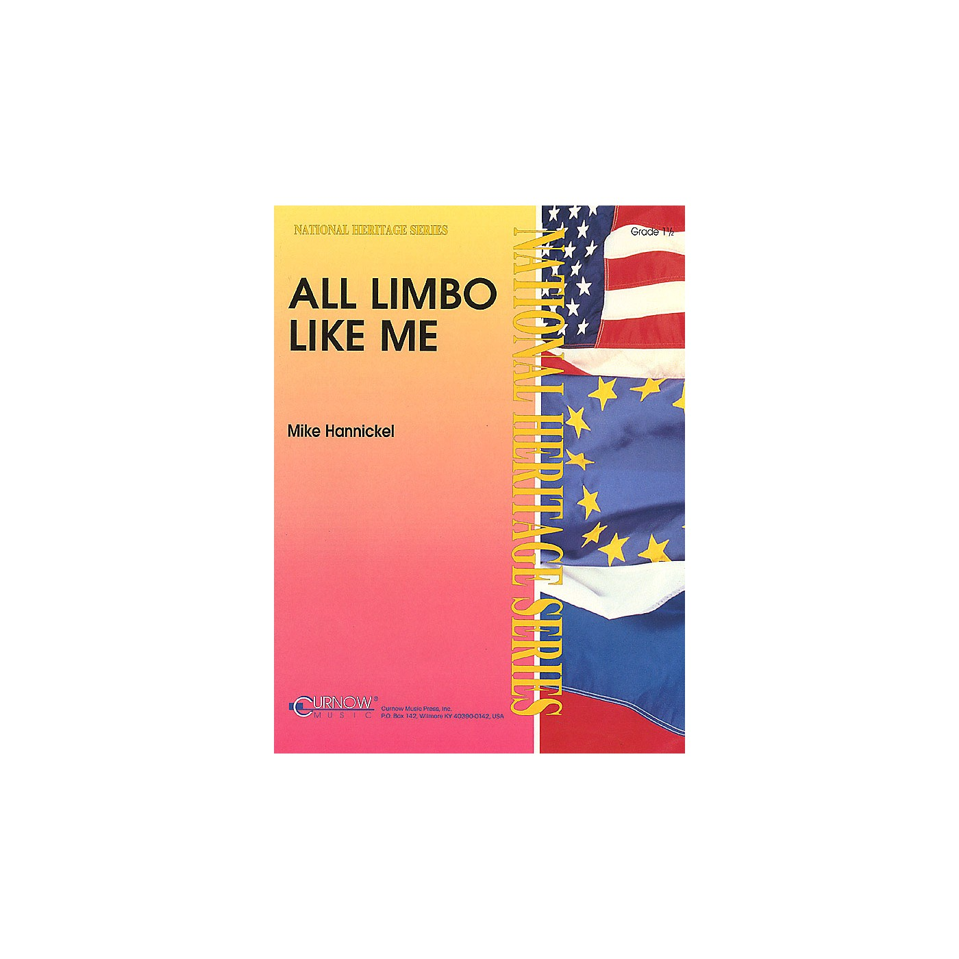 Curnow Music All Limbo Like Me (Grade 1.5 - Score Only) Concert Band Level 1.5 Composed by Mike Hannickel thumbnail