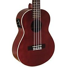 Lanikai All Mahogany 8-String Tenor Acoustic-Electric Ukulele