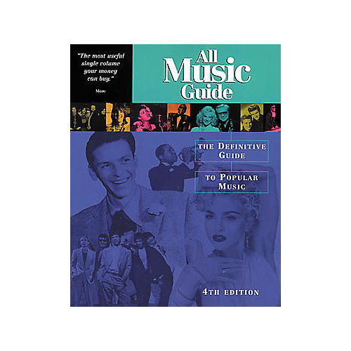 Backbeat Books All Music Guide to Popular Music Book thumbnail