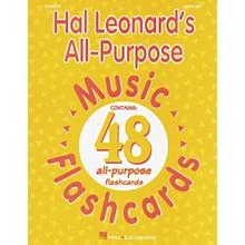 Hal Leonard All-Purpose Music Flashcards