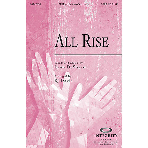 Integrity Music All Rise Orchestra Arranged by BJ Davis thumbnail