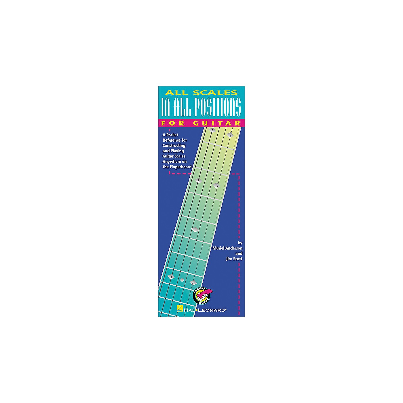 Hal Leonard All Scales in All Positions for Guitar Book thumbnail
