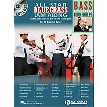 Homespun All Star Bluegrass Jam-Along for Bass Book/CD