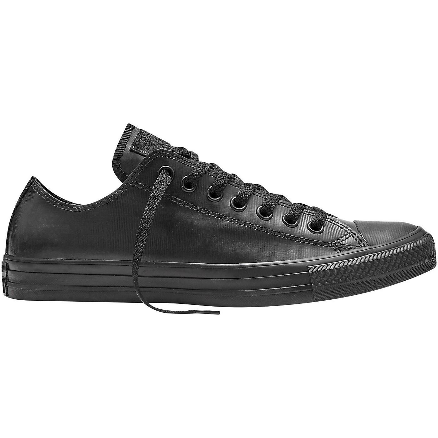 Converse All Star Rubber Black/Black/Black (Men's) Regular thumbnail