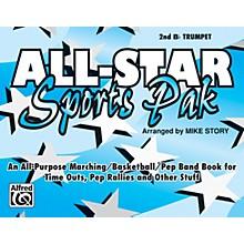 Alfred All-Star Sports Pak 2nd B-Flat Trumpet