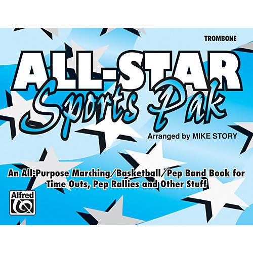 Alfred All-Star Sports Pak Trombone thumbnail