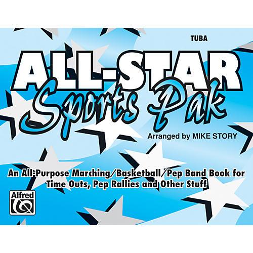 Alfred All-Star Sports Pak Tuba thumbnail