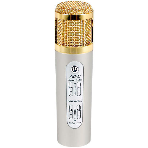 VocoPro All-U Karaoke Mic for Android and iOS thumbnail