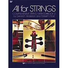 KJOS All for Strings Violin Book 2