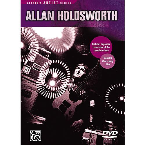 Alfred Allan Holdsworth DVD thumbnail