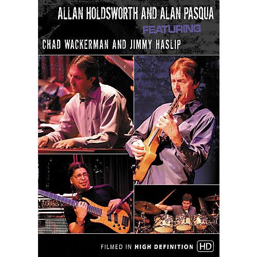 Hal Leonard Allan Holdsworth and Alan Pasqua Live At Yoshi's (DVD) thumbnail