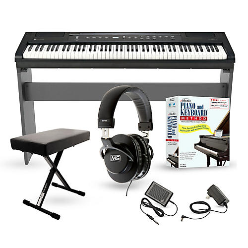 Williams Allegro 2 Plus 88-Key Digital Piano Packages thumbnail