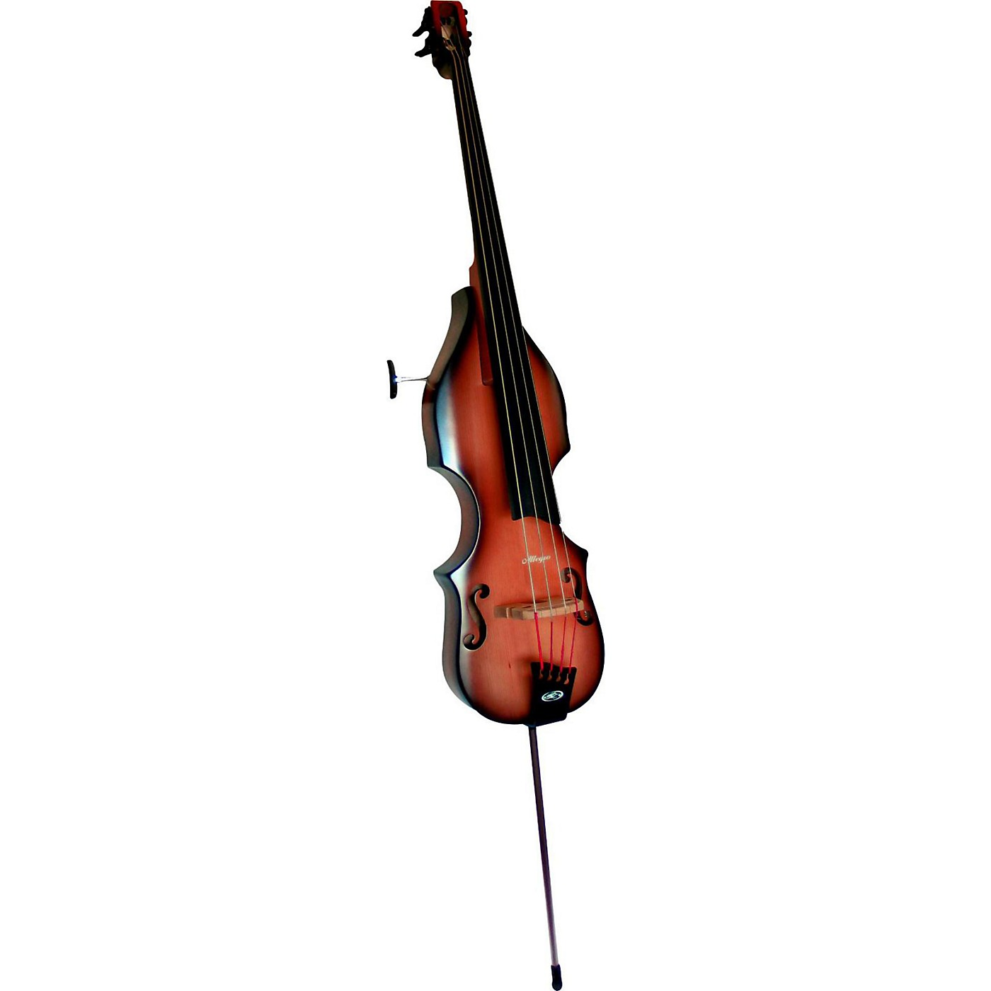 BSX Bass Allegro Acoustic-Electric Upright Bass thumbnail