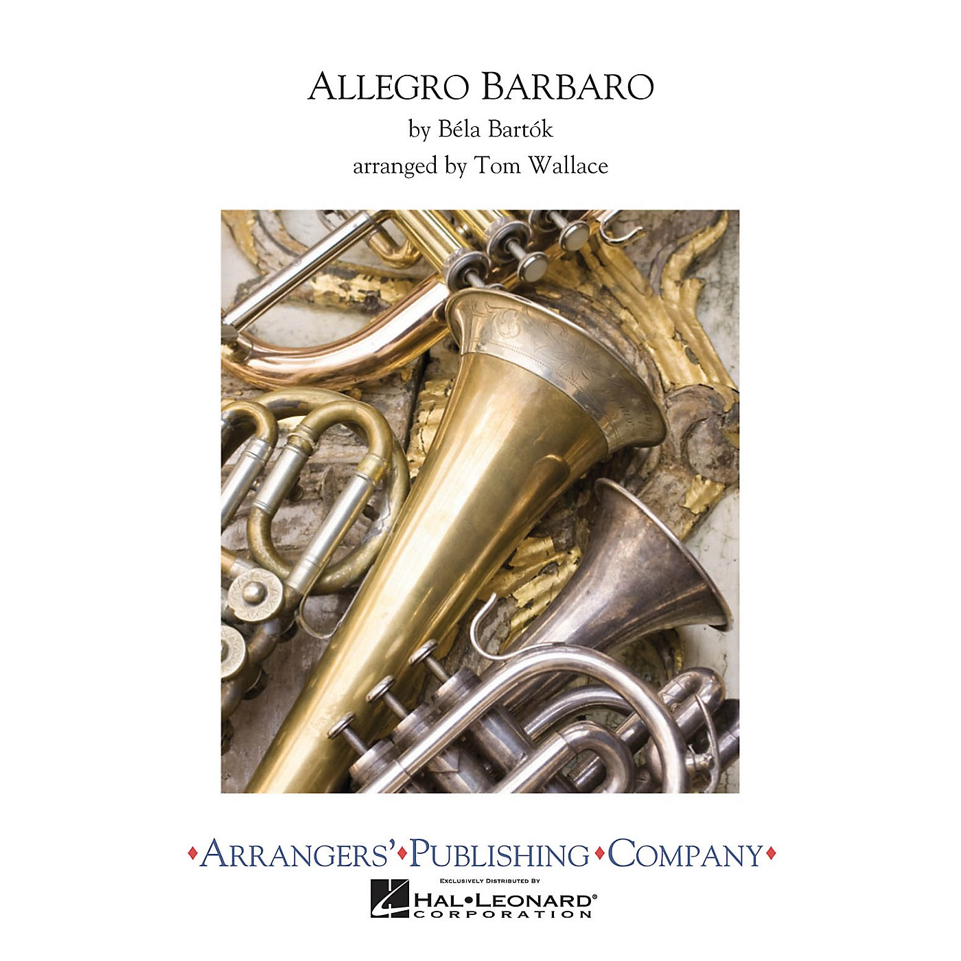 Arrangers Allegro Barbaro Concert Band Level 3 Arranged by Tom Wallace thumbnail