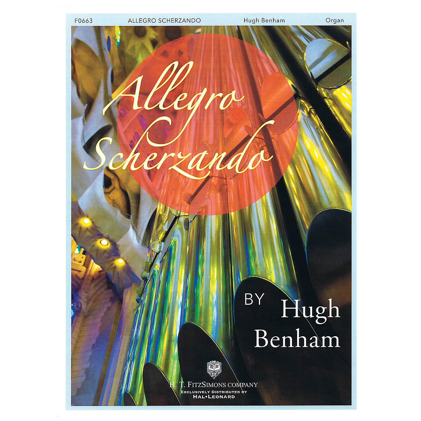 H.T. FitzSimons Company Allegro Scherzando composed by Hugh Benham thumbnail
