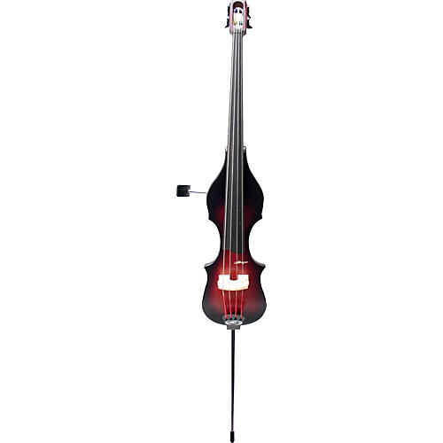 BSX Bass Allegro Solid-Body Electric Upright Bass-thumbnail