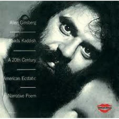 Alliance Allen Ginsberg - Reads Kaddish: A 20th Century American thumbnail