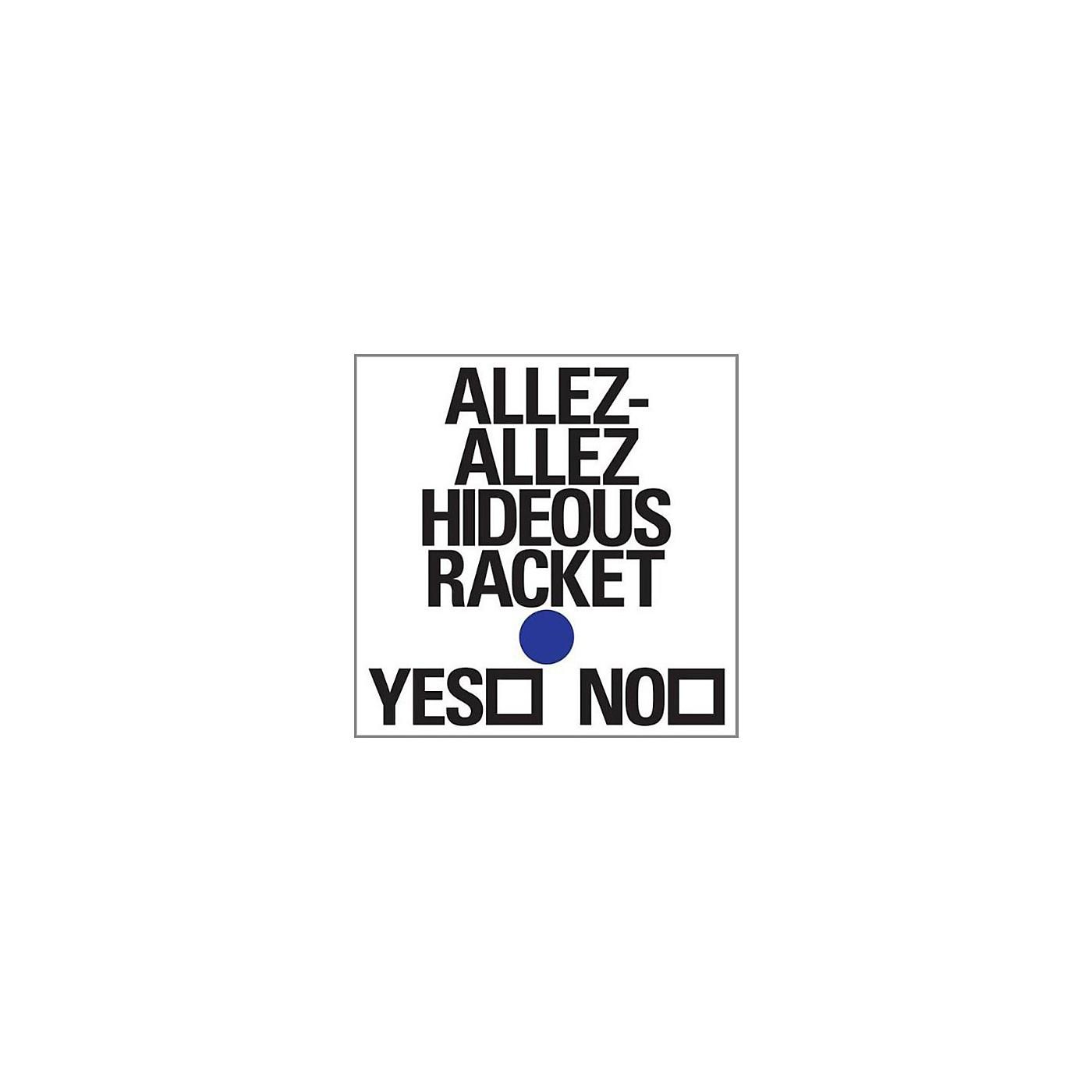 Alliance Allez-Allez - Hideous Racket EP thumbnail