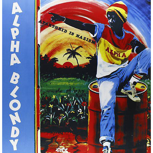 Alliance Alpha Blondy - Apartheid Is Nazism thumbnail