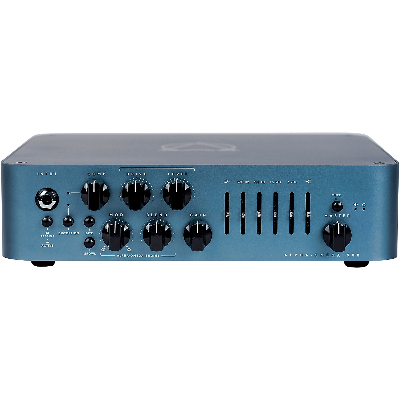 Darkglass Alpha Omega 900 900W Bass Amp Head thumbnail