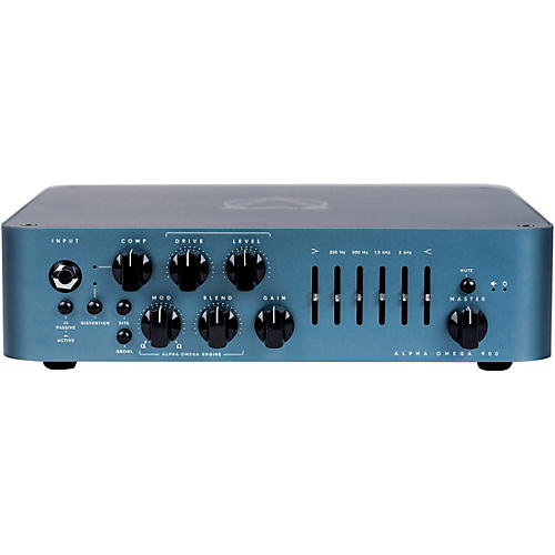 Darkglass Alpha Omega 900 900W Bass Amp Head thumbnail