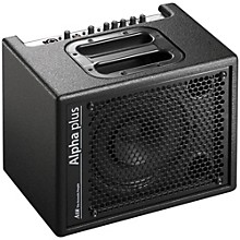AER Alpha-Plus 50W Single Channel Acoustic 1x8 Combo Amp