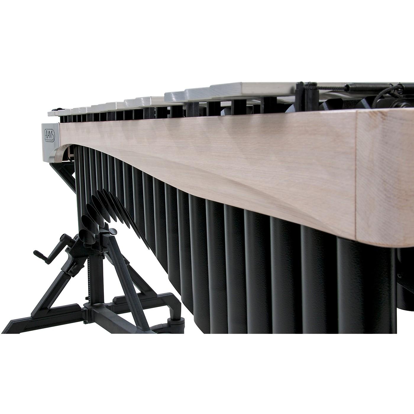 Adams Alpha Series 3.0 Octave Vibraphone, Silver Bars Motor Traveler Frame White Wash Rails thumbnail