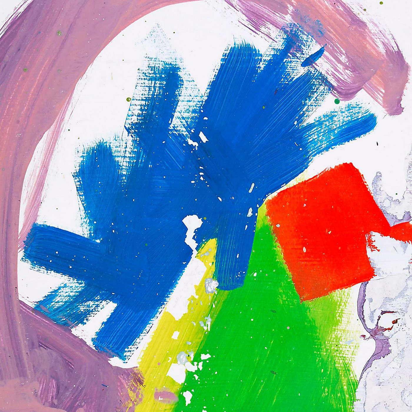 WEA Alt-J - This Is All Yours (2Lp Colored Vinyl W/Digital Download) thumbnail