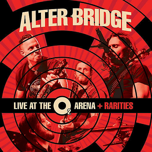 Alliance Alter Bridge - Live At The O2 Arena + Rarities thumbnail