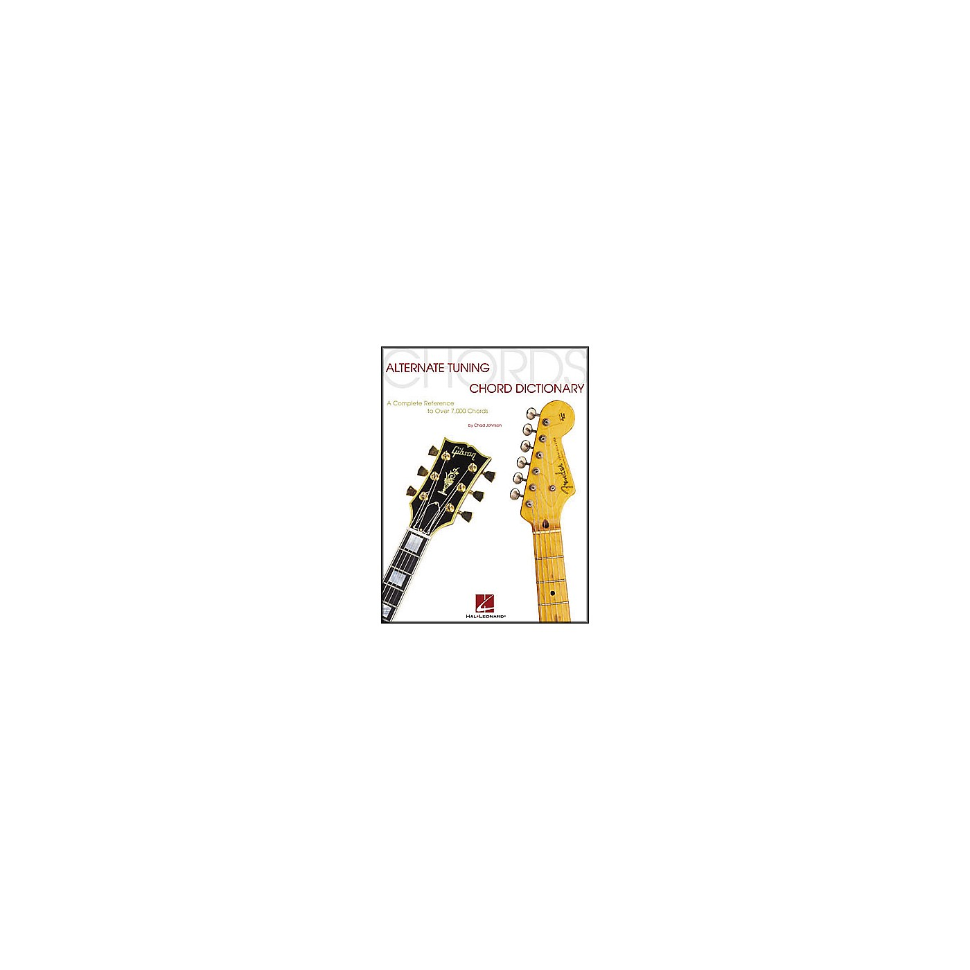 Hal Leonard Alternate Tuning Chord Dictionary Book thumbnail