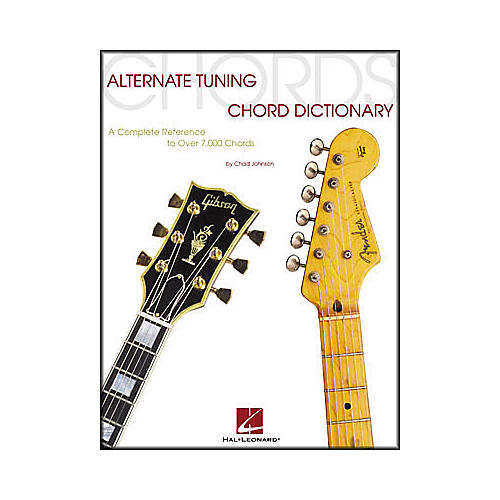 Alternate Tuning Chord Dictionary Book - WWBW